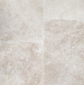 Natural Blend Honed & Filled Travertine